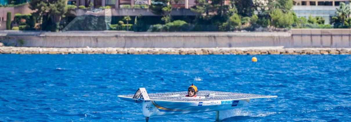 TU Delft Solar Boat