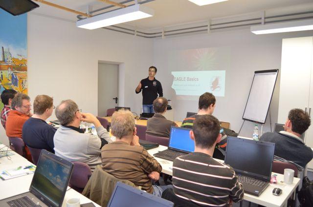Eurocircuits EAGLE Seminar Augsburg - 4