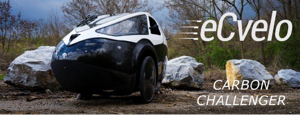 eCvelo Challenger Carbon