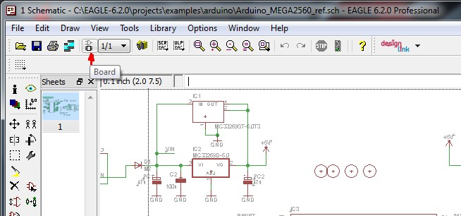 Creating the Layout from your Schematic – Eurocircuits