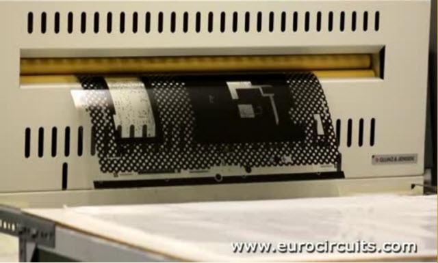Phototools for PCB image transfer - Eurocircuits