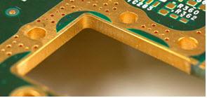Copper and the Board Edge - Eurocircuits