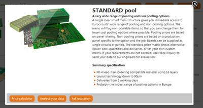 FR4 Photo Resist Coated Board Simple Face 160 x 100 mm PCB Circuit Imprimé