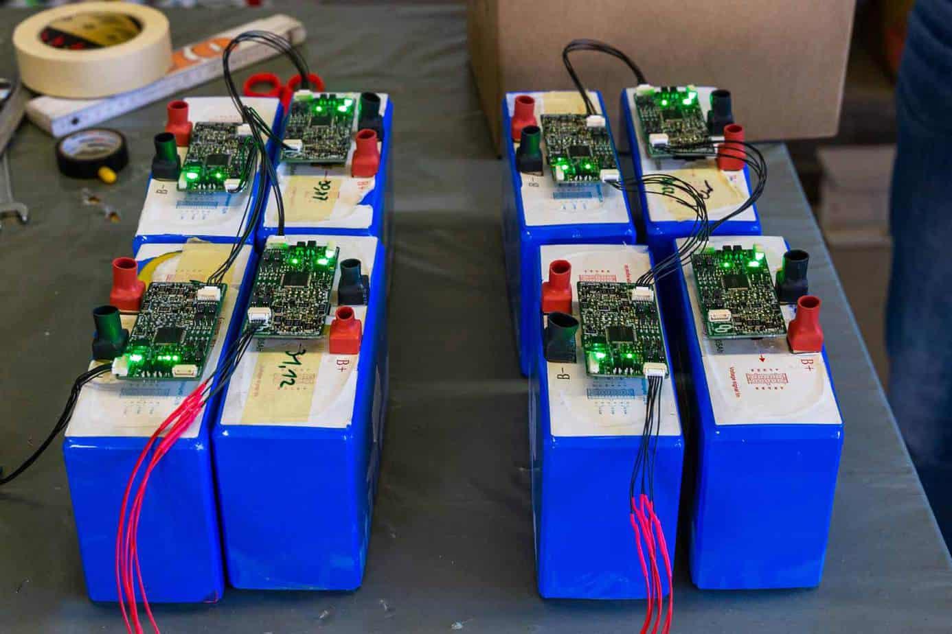 swissloop Battery Management System