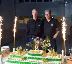 25Y cake