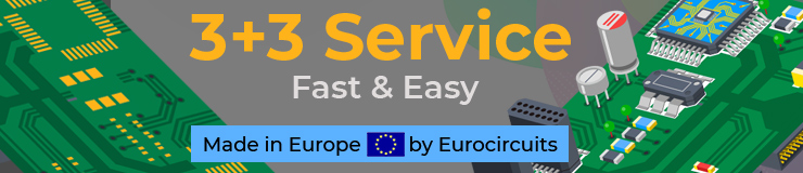 3+3 Service Banner with link