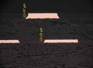 Outer and Inner Layers with 18 µm Start Copper