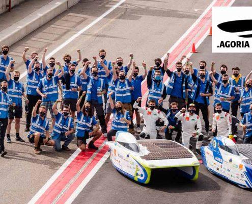 Agoria European Solar Car Champsions