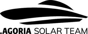 Agoria logo inverted