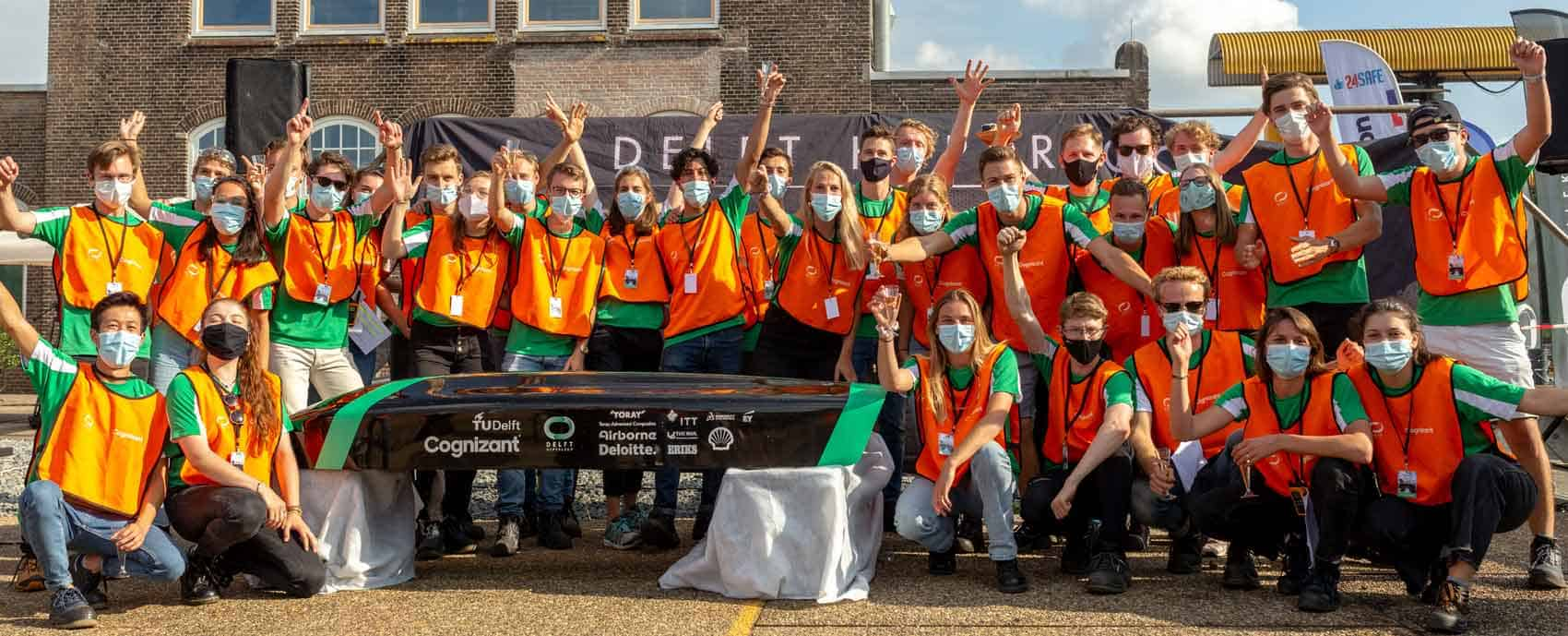Delft Hyperloop 4 Record Attempt Team-web