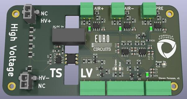 Formula-Cruisers-TSAL-PCB