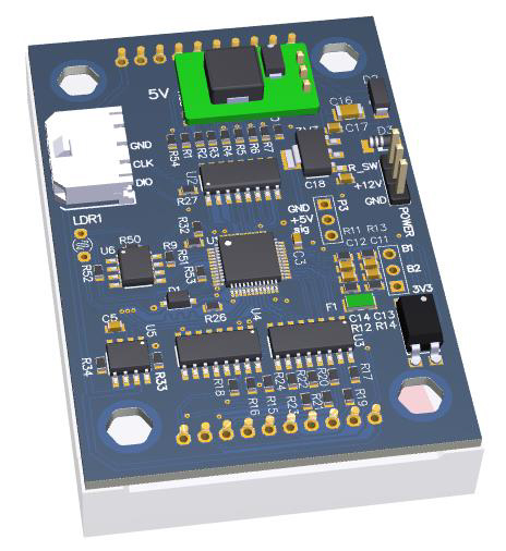Gearshift PCB