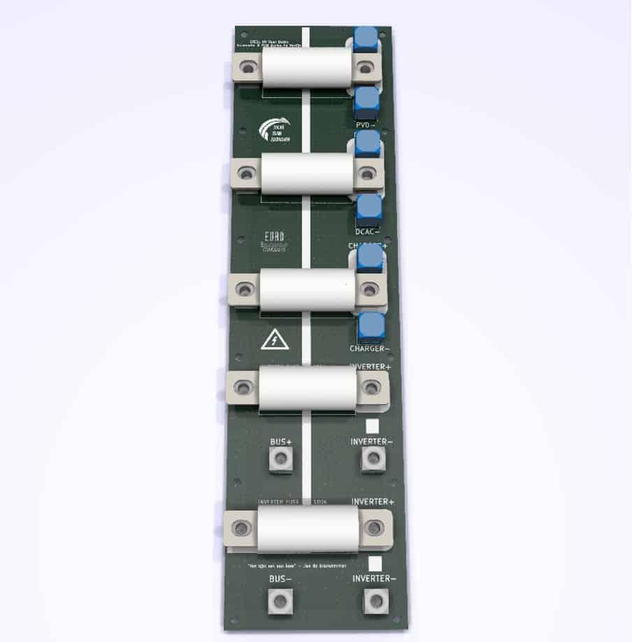 High-Voltage-Distributor