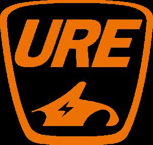 URE logo