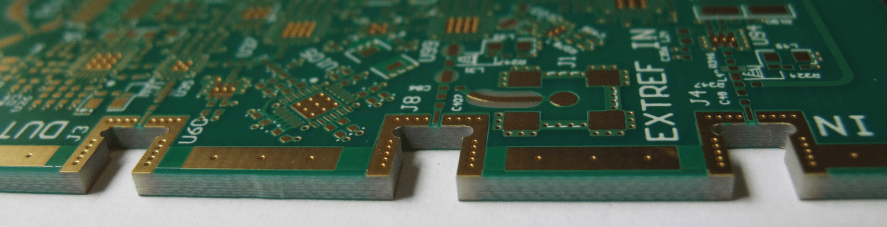 copper to the pcb edge