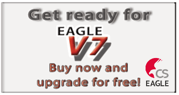 Switch to EAGLE V6 – get V7 free – Eurocircuits