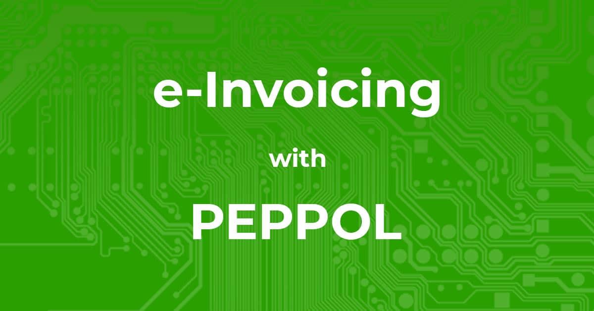 e-Invoicing Banner