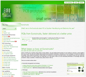 Home page - Year 2012