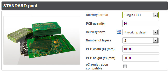 PCB Calculator - Header