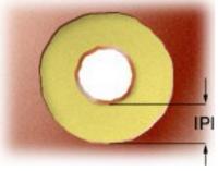 Inner layer pad isolation- IPI