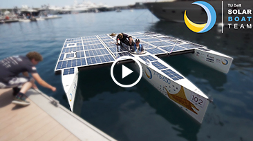 TU Defat Solar Boat Team PCB