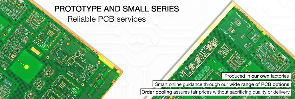 Eurocircuits – Online PCB Prototype and small series specialist