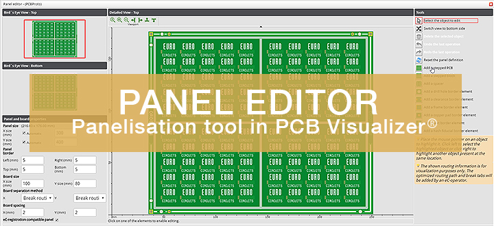 Eurocircuits Tips & Tricks – PCBA Visualizer