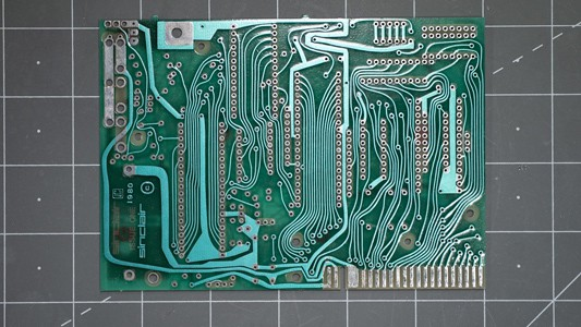 old pcb james lewis