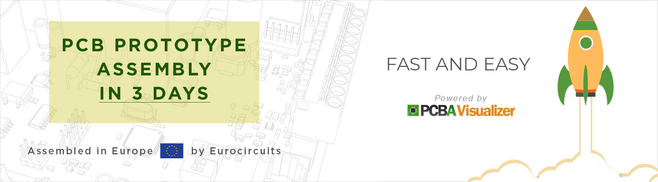 PCB Prototype Assembly in 3 Days by Eurocircuits - Eurocircuits