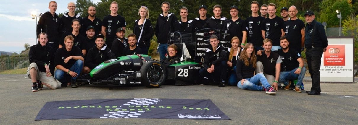 Eurocircuits – loyal sponsors of the Herkules Racing Team of the ...